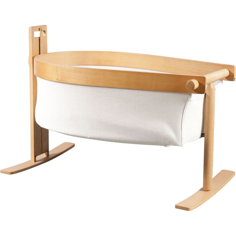 Vintage cot from Stilwood, Italy 1970