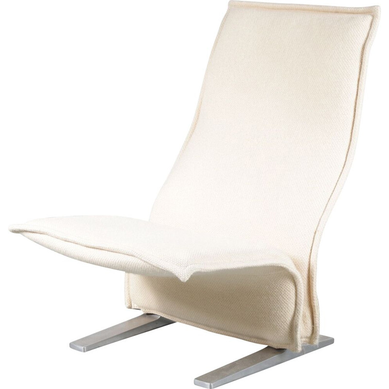 Vintage Concorde chair, Pierre Paulin  1970s