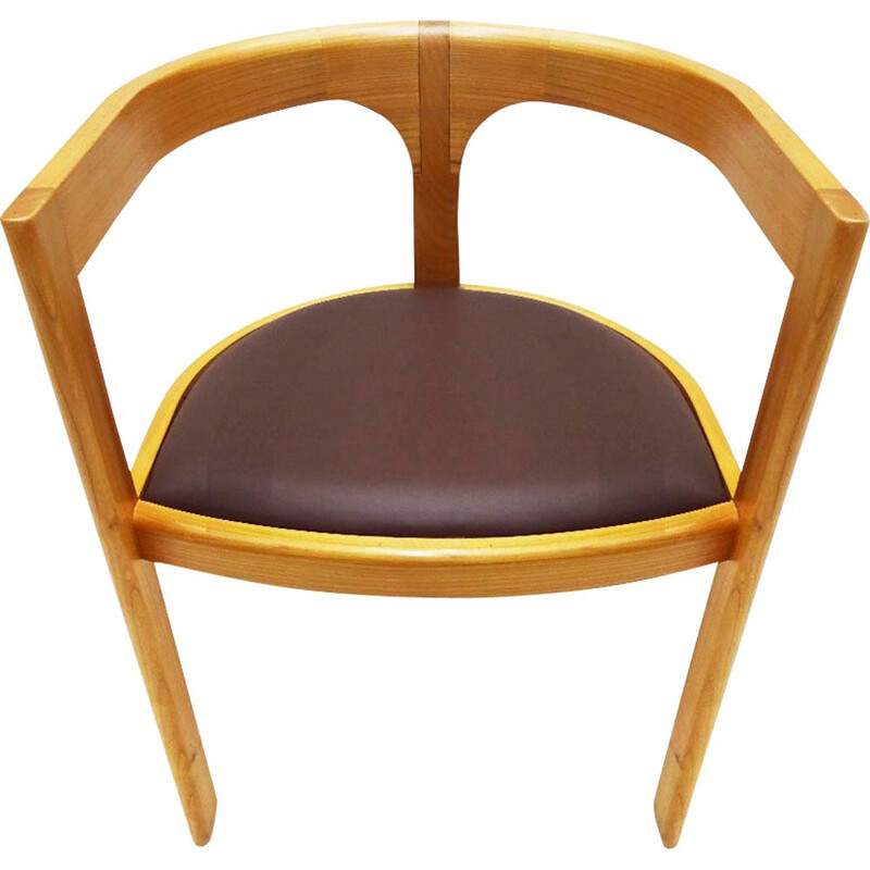 Vintage chair by Rud Thygesen and Niels Roth Andersen