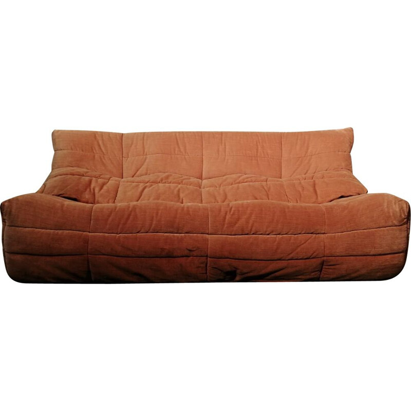 Vintage sofa 'Panto' Dunlopillo workshop, 1970