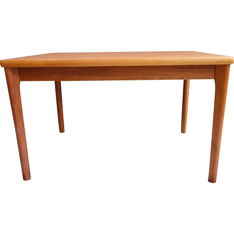 Vintage teak dining table Danish 1960s