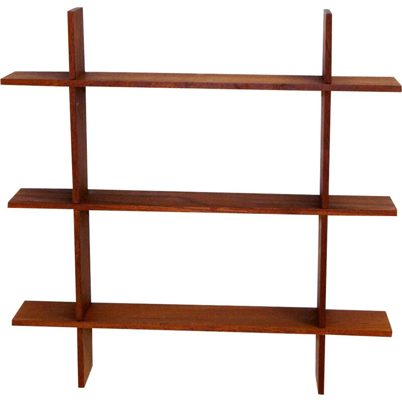 Vintage teak shelf, Sweden, 1950
