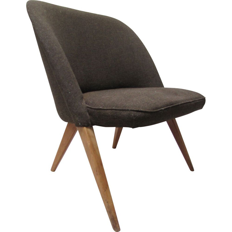 Vintage chair by Wilhelm Knoll 1960