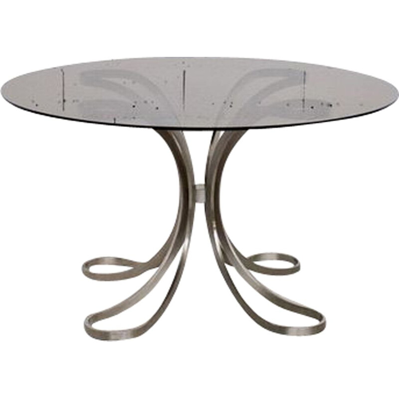 Vintage dining table Italian 1970