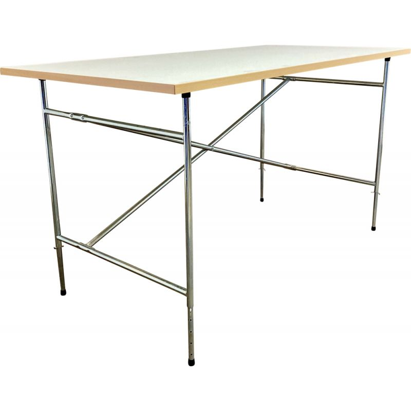 Vintage Egon Eiermann modular desk Metal and wood
