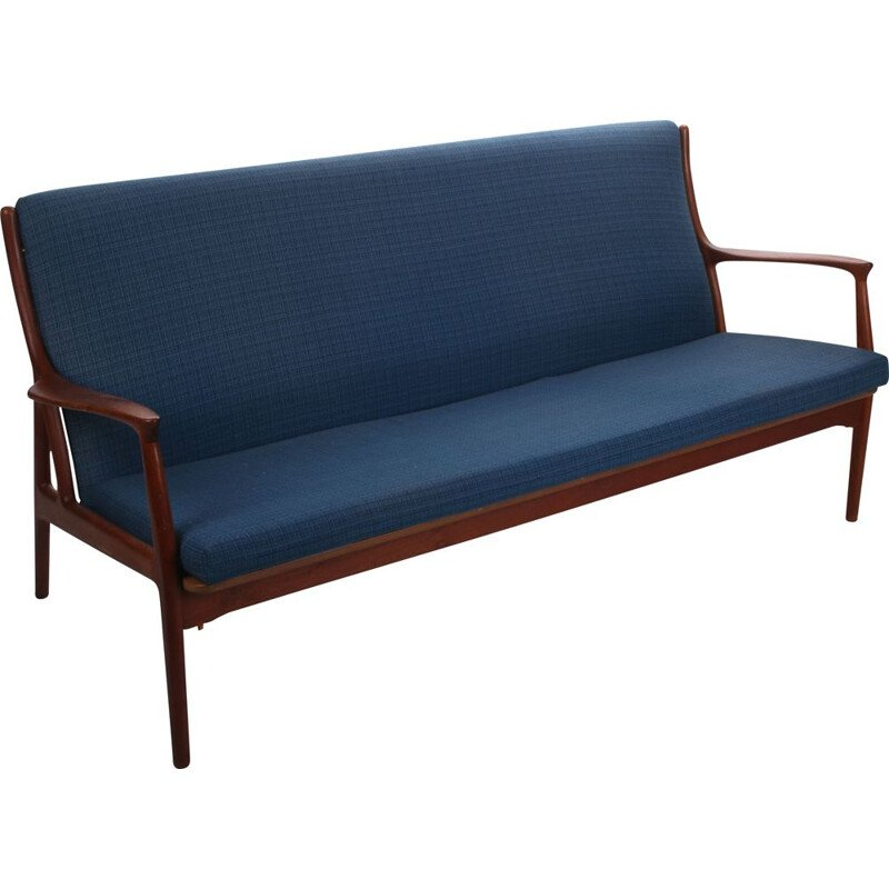 Vintage Sofa design by Erik Andersen and Palle Pedersen by Horsens