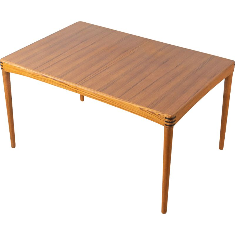 Vintage dining table by H.W. Klein for Bramin 1960s