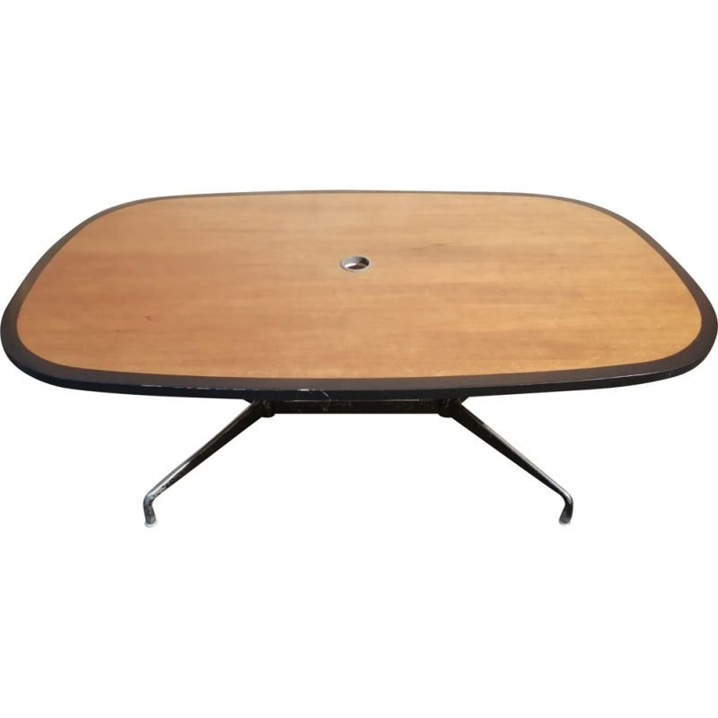 Vintage segmented table for Mobilier International 1960