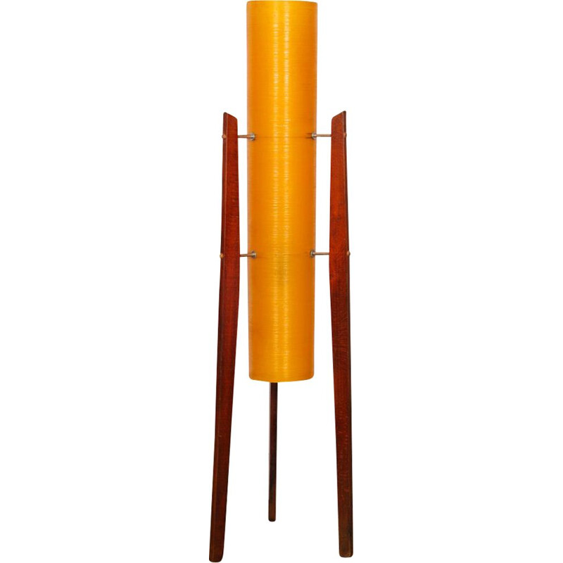 Vintage floor lamp by Novoplast, 1970