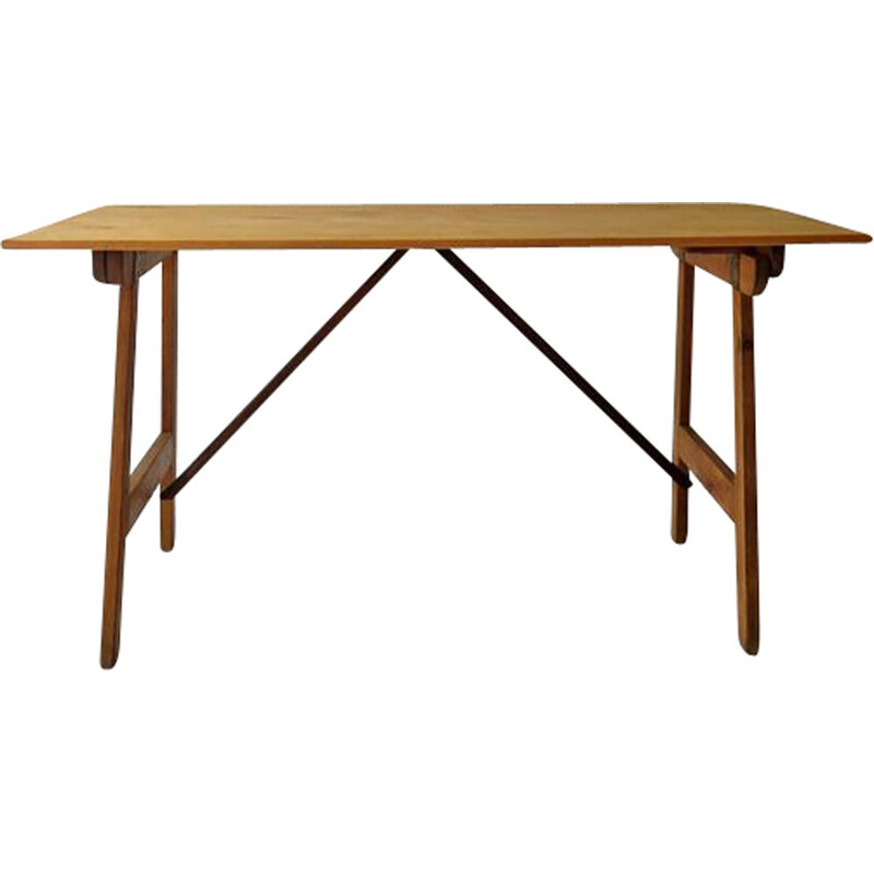 Vintage foldable table 1950s