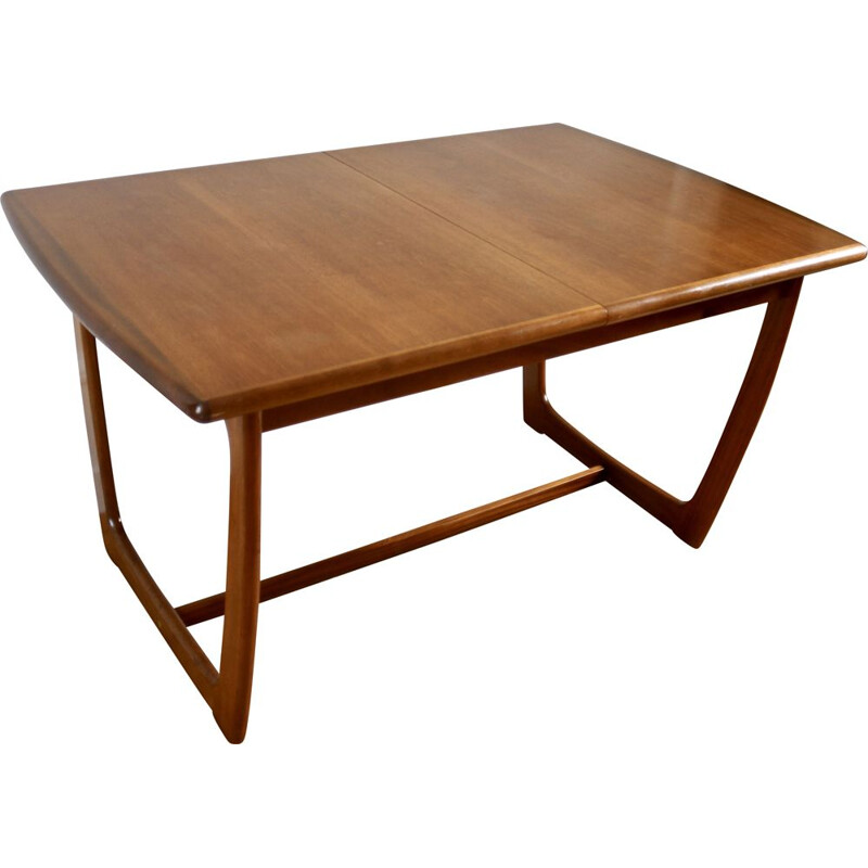 Vintage teak table, Scandinavia 1970