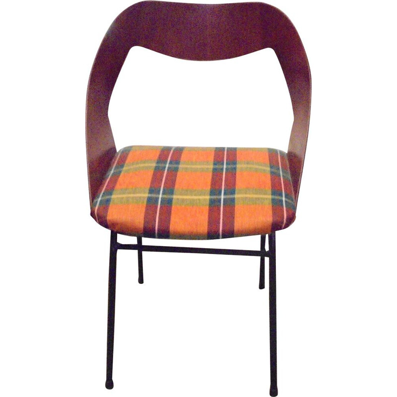 Vintage Chair Louis Paolozzi 1960