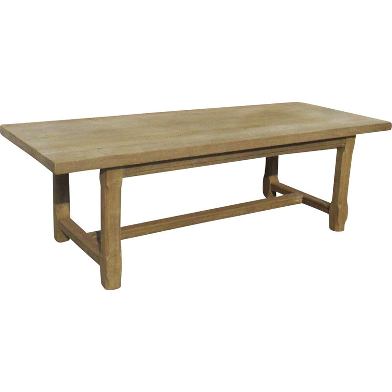 Vintage farm table from Seclin