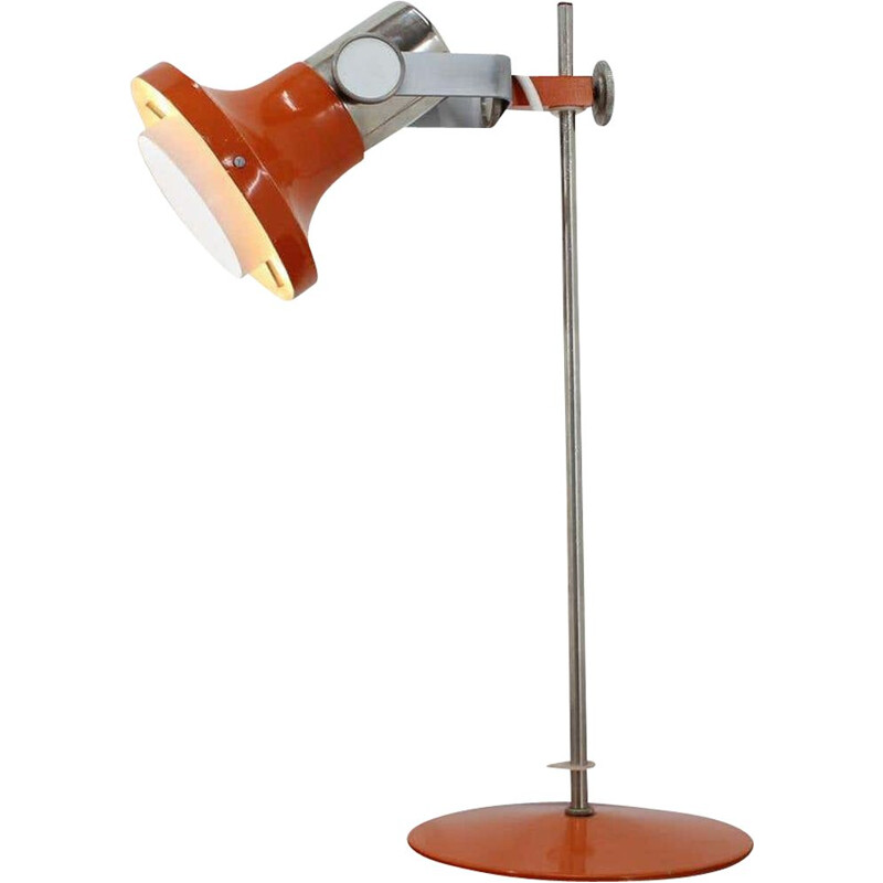 Pair of vintage Table Lamp by Pavel Grus, 1970s