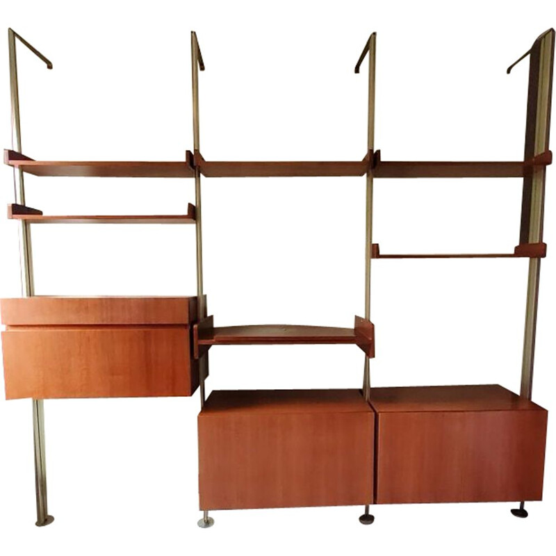 Vintage modular shelf by Roche Bobois