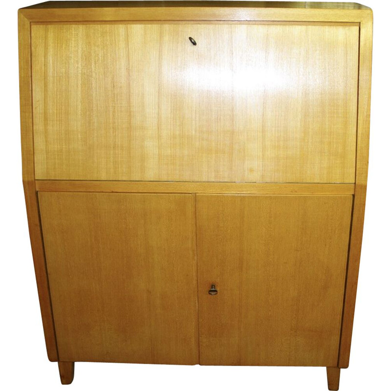 Vintage secretary from Musterring 1950s