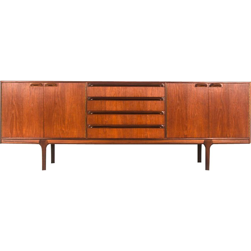 Mid-Century Scottish Dunbar Sideboard by Tom Robertson 1960s