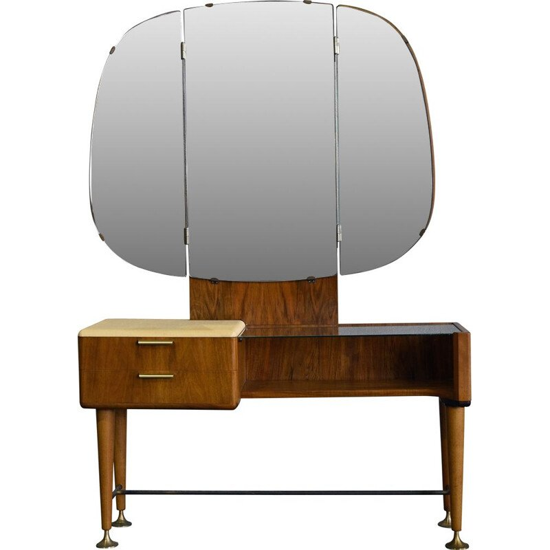 Vintage Dresser by A. A. Patijn for Zijlstra Joure 1950s