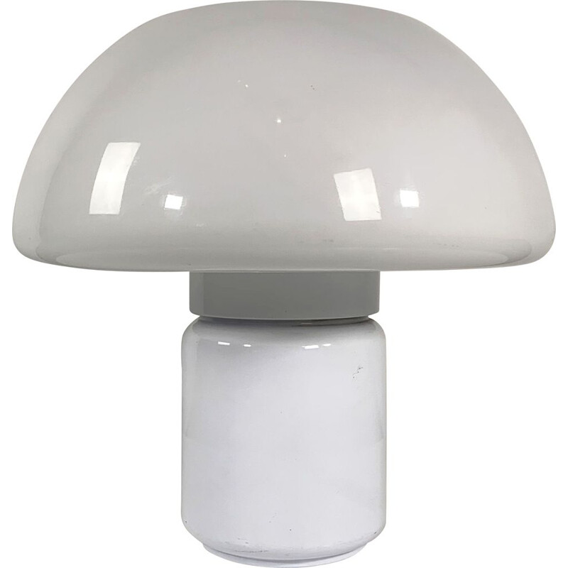 Vintage Mushroom Lamp by Elio Martinelli for Martinelli Luce 1970s