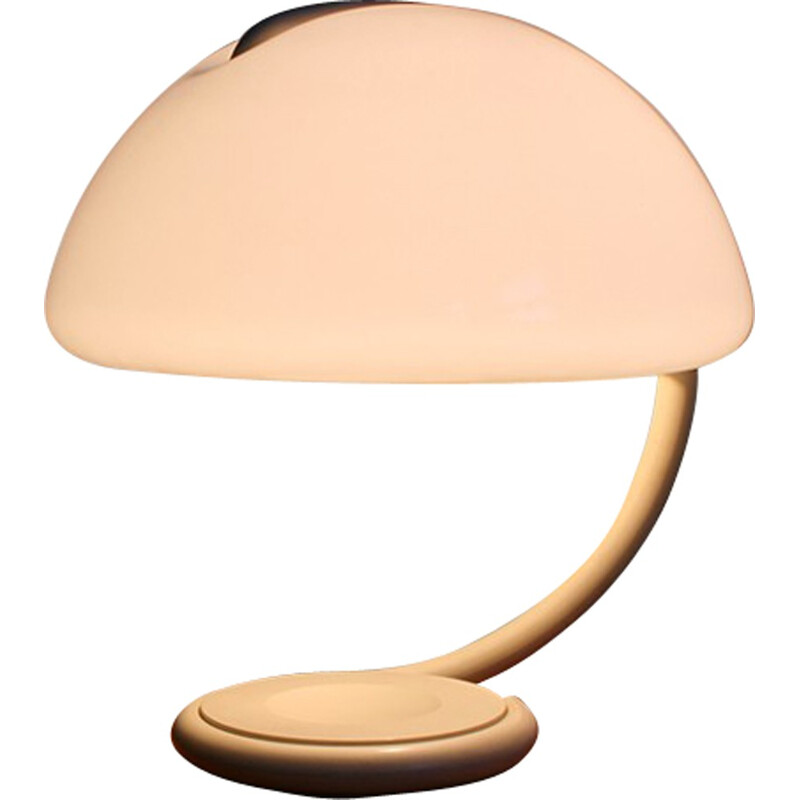 "Martinelli Luce serpente ""Tavolo 599"" desk Lamp, Elio MARTINELLI - 1965"