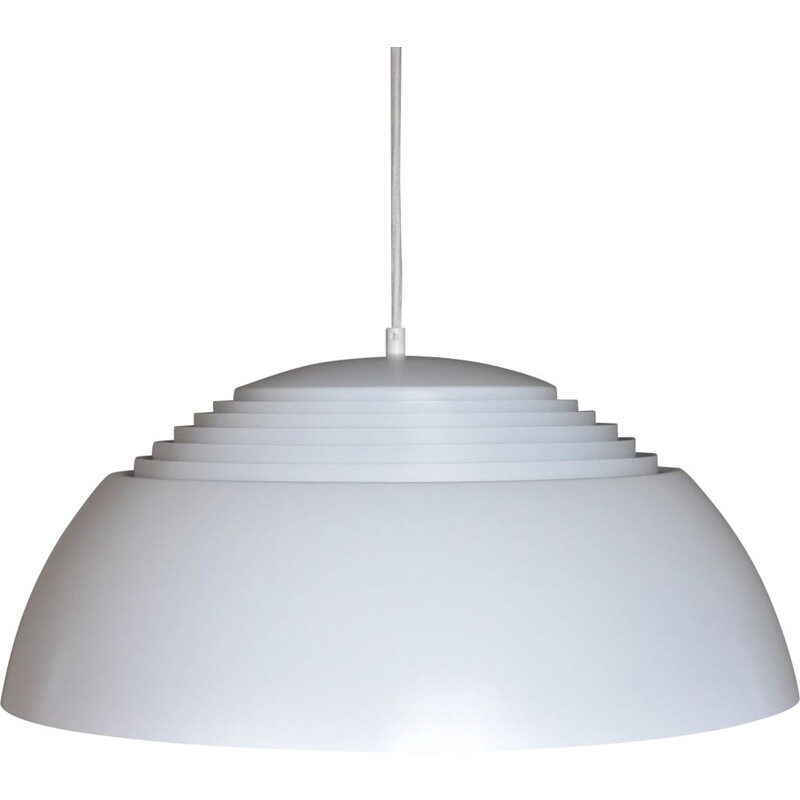 Large  Arne Jacobsen AJ Royal Pendant Lamp by Louis Poulsen, Denmark 1980s