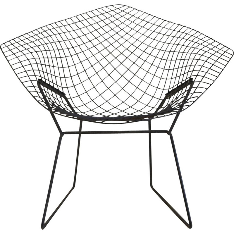 Diamond Armchair by Harry Bertoia for Knoll 1960