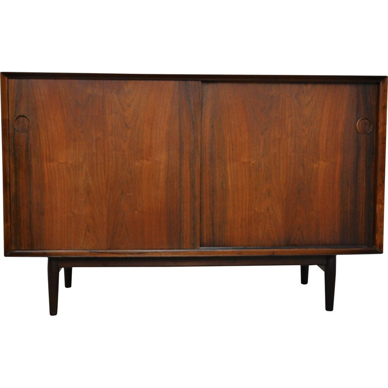Vintage Danish Sideboard by Arne Vodder for Sibast 1960s