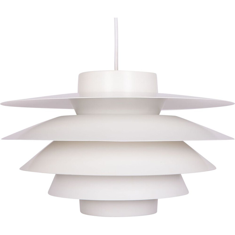 Mid-Century Danish Verona Pendant Lamp by Svend Middelboe for Fog and Mørup, 1970