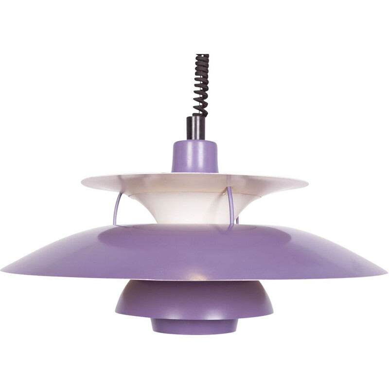 Vintage pendant PH5 by Poul Henningsen for Louis Poulsen, 1960