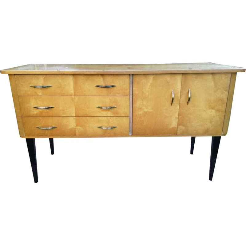 Sideboard with drawers from the 1960s