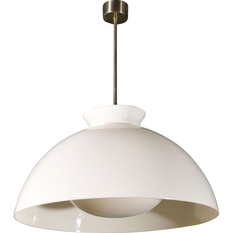 Vintage Pendant Lamp By Achille And Piergiacomo Castiglioni For Kartell 1969s