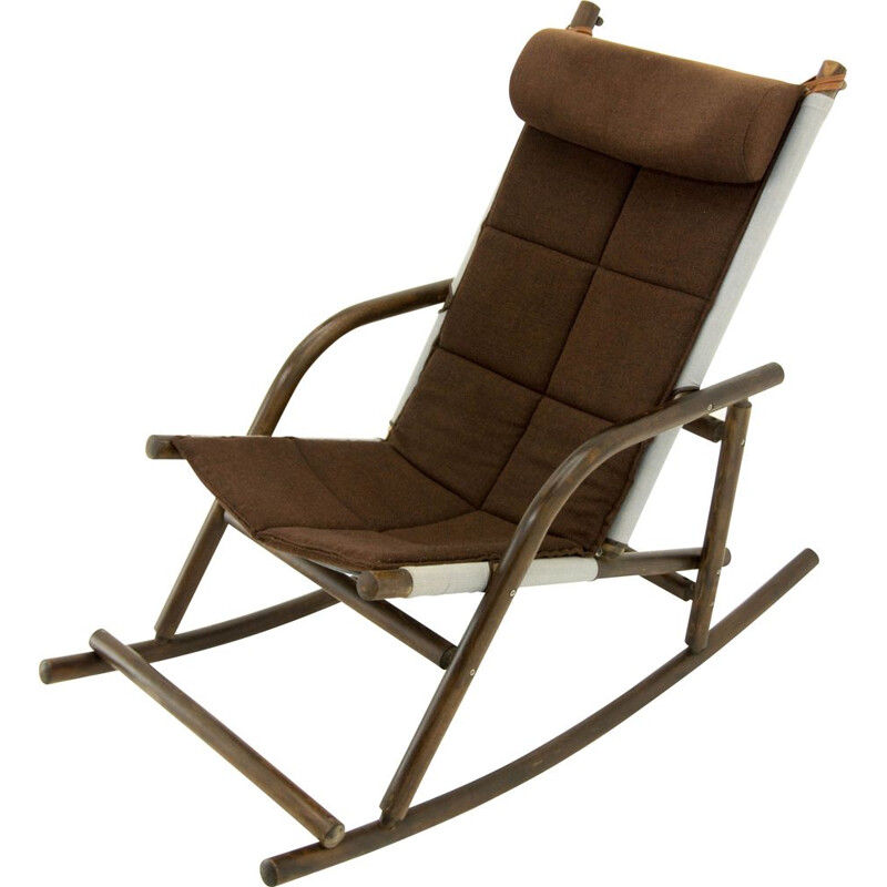 Vintage Rocking Chair 1960s