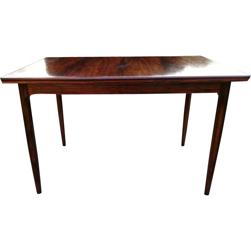 Vintage wooden extensible table