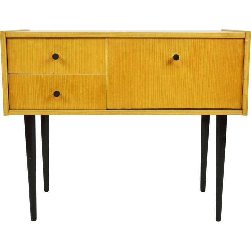 Vintage commode from Hellerau 1970s