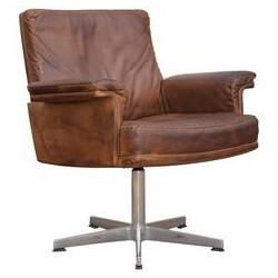 De Sede Ds 35 swivel armchair - 1960s