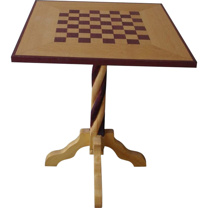 Vintage Coffee and chess table