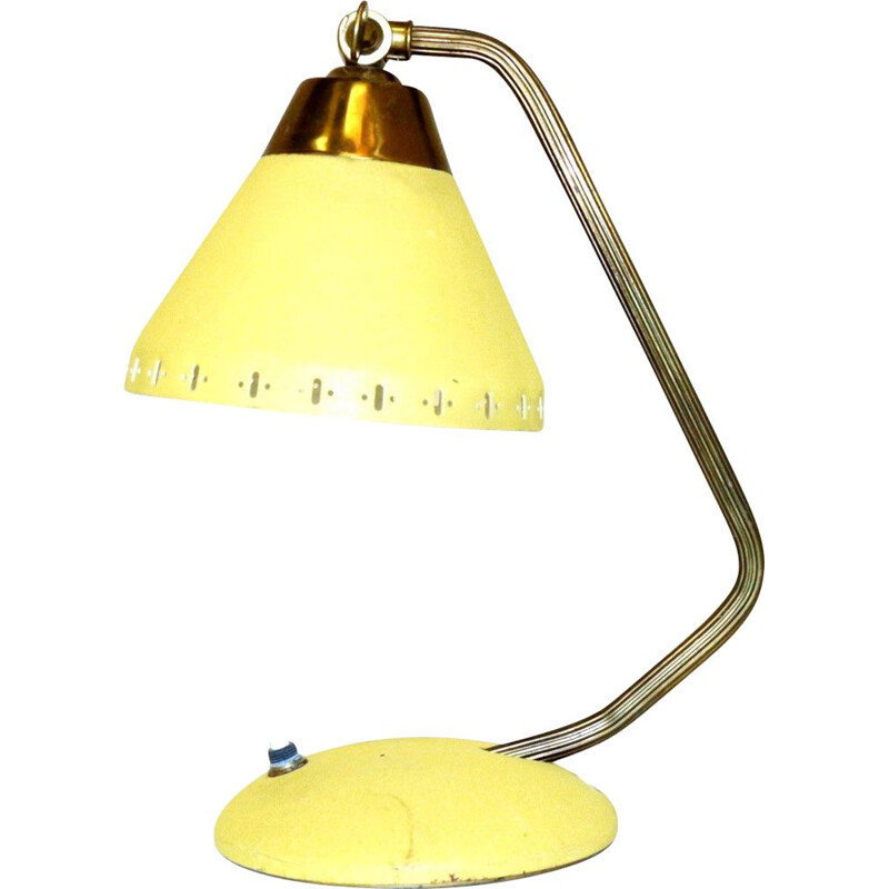Vintage table lamp Ewa, Sweden 1950