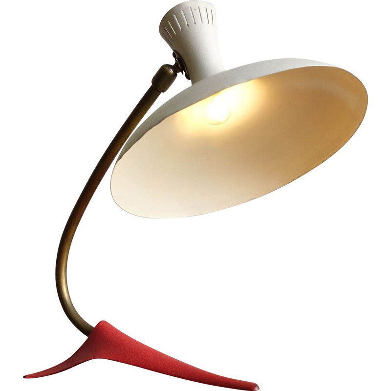 Vintage desk lamp Diabolo by Gebrüder Cosack, Germany 1950