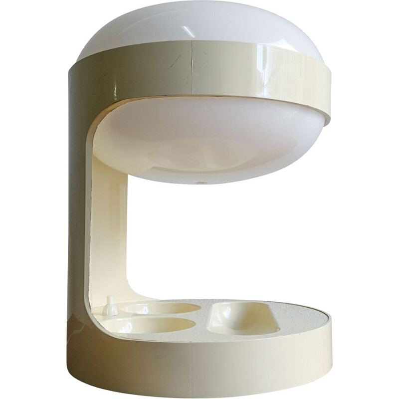 Vintage table lamp by Joe Colombo for Kartell 1960