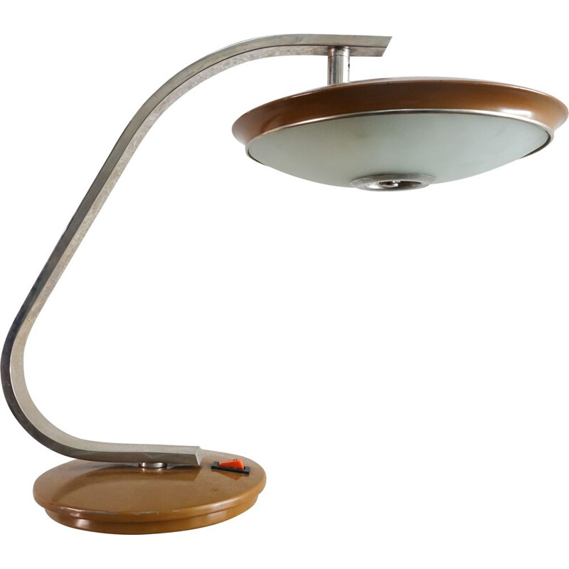 Mid-Century Table Lamp from Fase 1970s