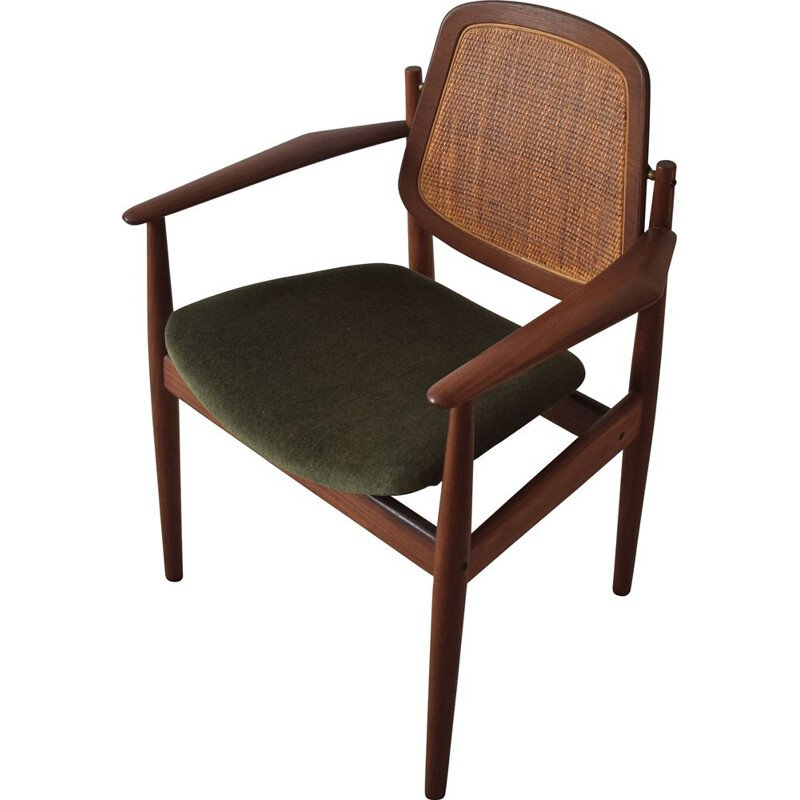 Vintage armchair by Arne Vodder for France & Son 1960s