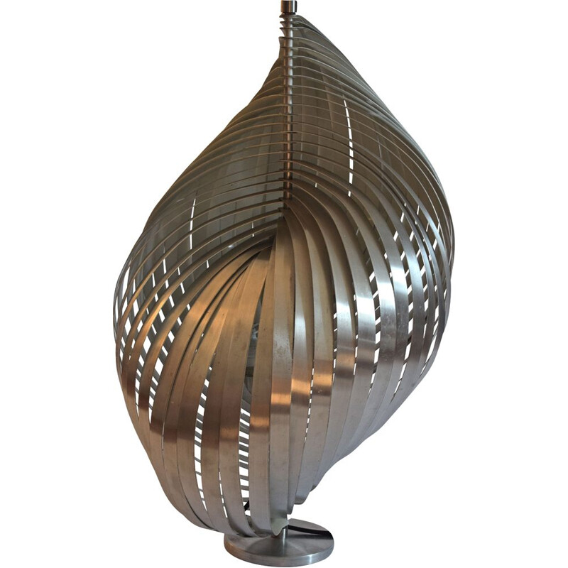 Large vintage lamp by Henri Mathieu 1970