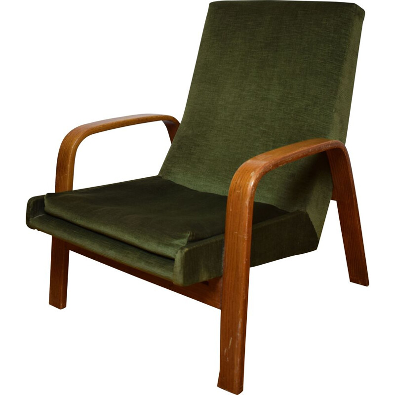 Vintage armchair by L'ARP for Steiner