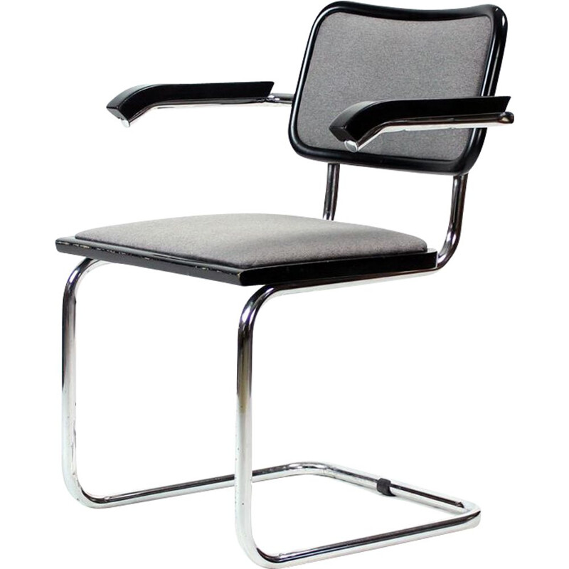 Vintage chair by Marcel Breuer for Thonet 1970