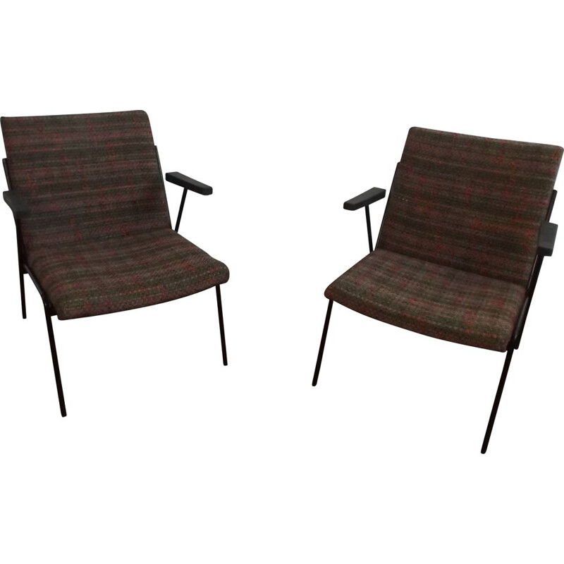 Pair of vintage Oase Chairs 1960