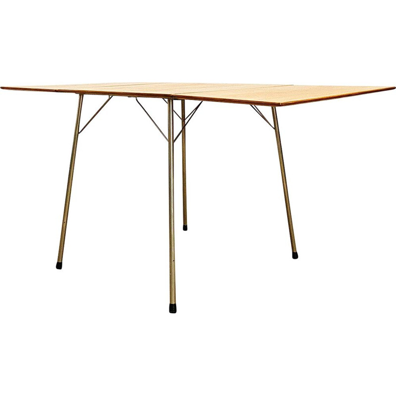 Mid-Century Dining Table by Arne Jacobsen