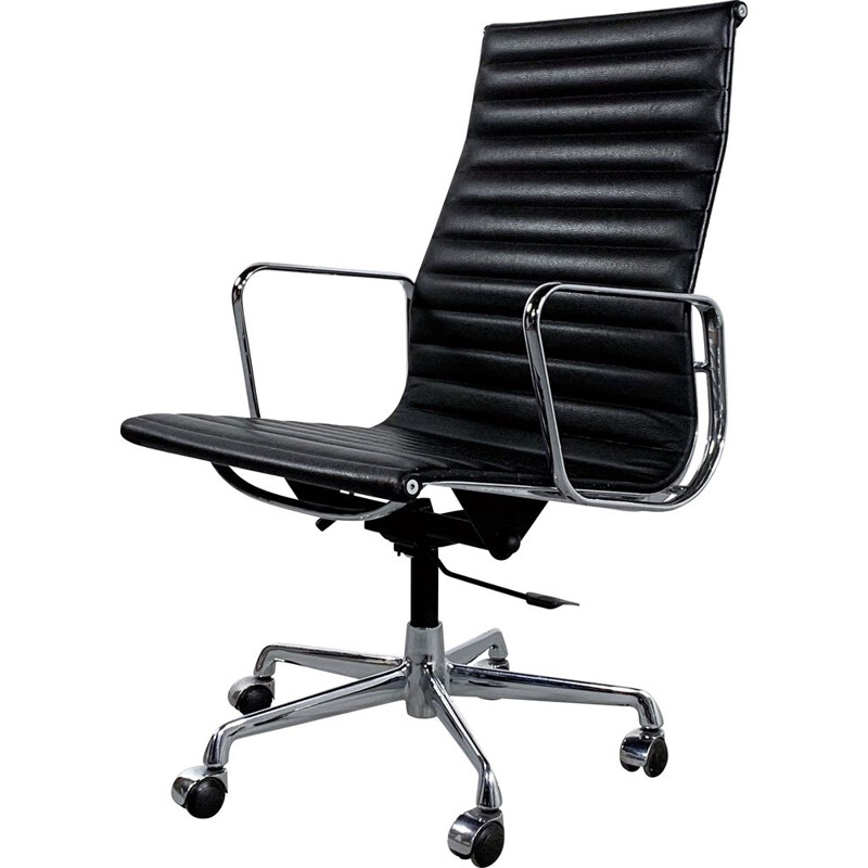 Vintage Office Chair by Charles & Ray Eames for ICF 1970s