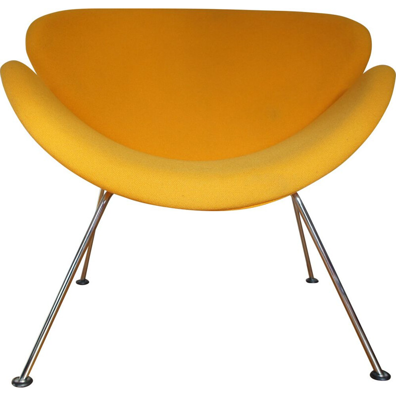 Vintage armchair Orange Slice by Pierre Paulin 1980s
