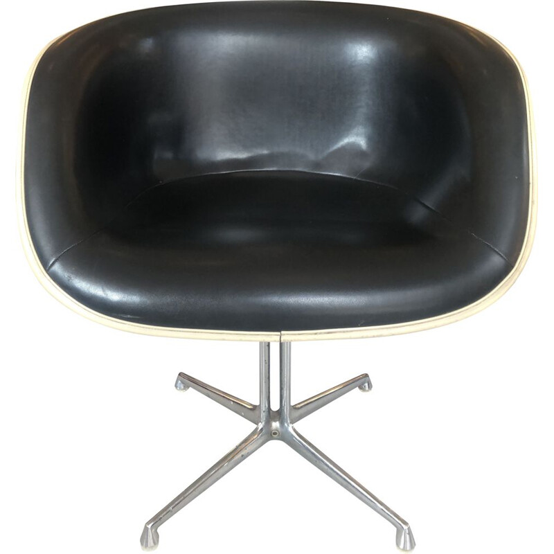 Vintage armchair La Fonda by Charles and Ray Eames 1960s