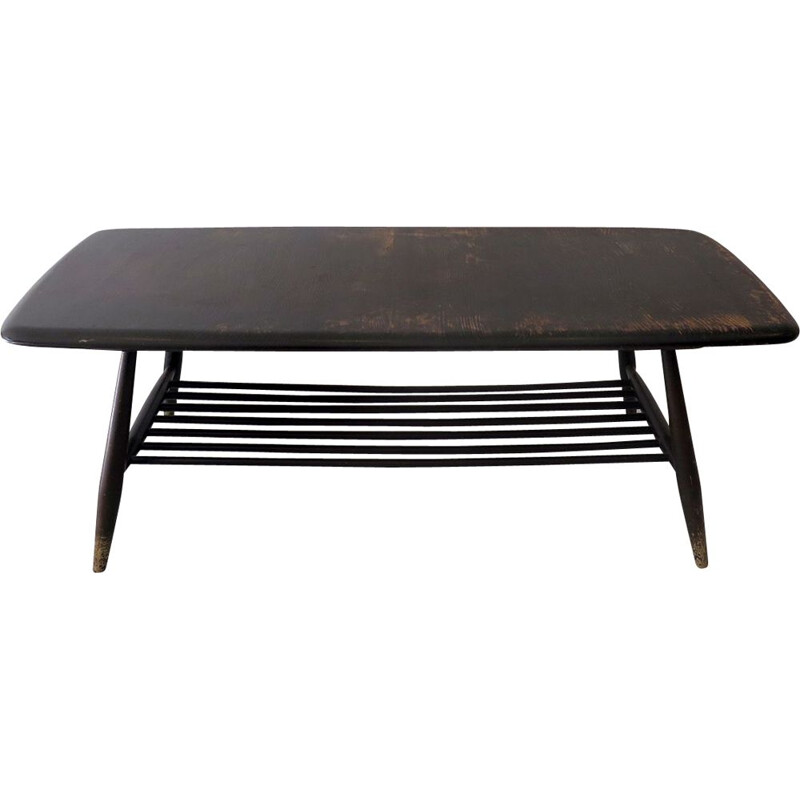 Vintage Ercol coffee table 1960s